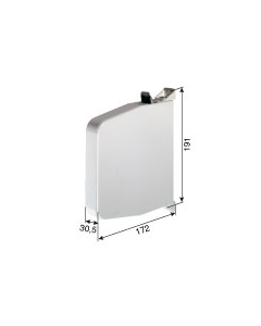 Bandopwinder selve max 9m 14/15mm band (incl)