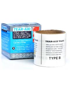 Reparatie set tear-aid B rol